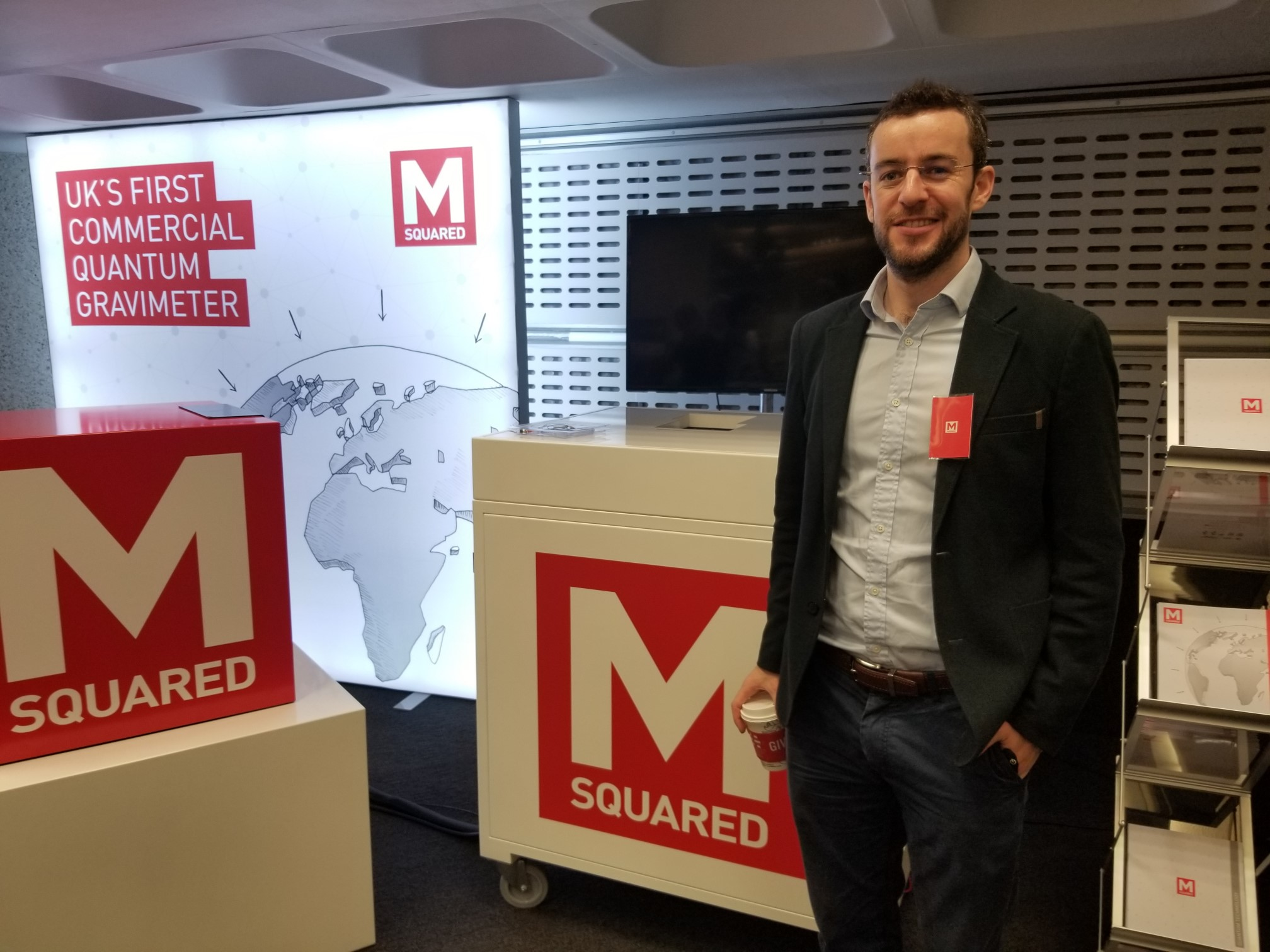 M Squared at the UKNQT Showcase 2017