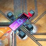 KETS quantum encryption chip