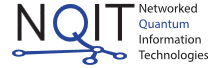 UKQT Networked Quantum Information Technology Hub Logo