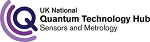 UKNQT Sensors and Metrology Hub logo