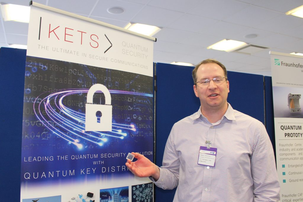 KETS Quantum Security