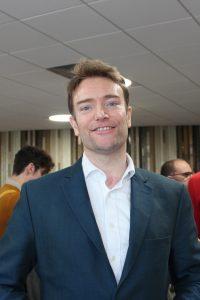 Simon Benjamin, Oxford Univ.
