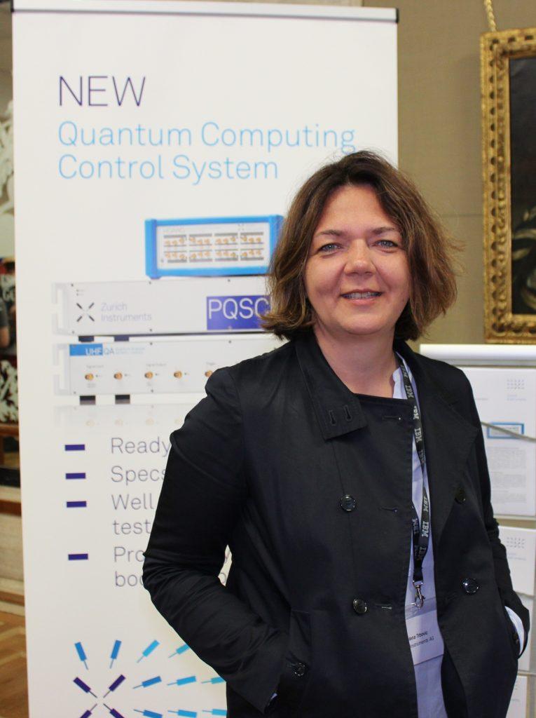 Jelena Trbovic, Zurich Instruments
