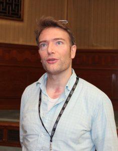 Simon Benjamin, Oxford Univ. & QMT