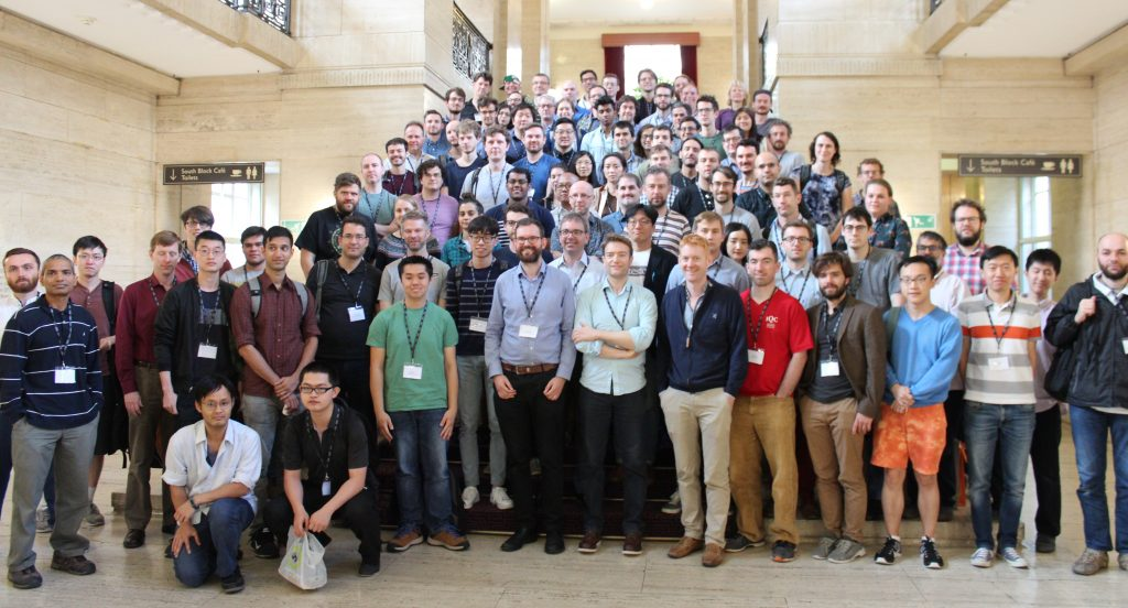 QEC 2019 Group Photo